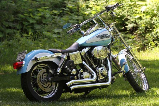 2000 Harley, Dyna Wide-Glide Custom