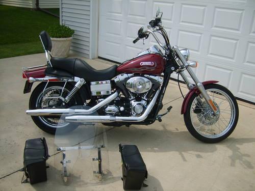2006 Harley Dyna wide glide