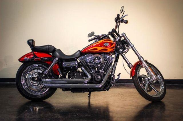 2012 Harley-Davidson FXDWG Dyna Wide Glide (311798)