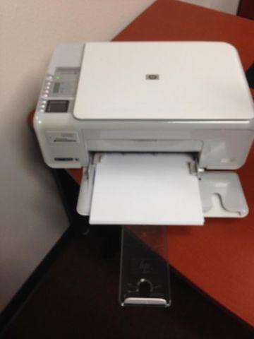 HP Photosmart C4385 All-in-One Wireless Inkjet Printer