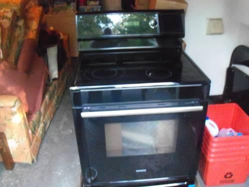 Flat Top Electric Stove ~ Siemens electric flat top stove with convection oven new