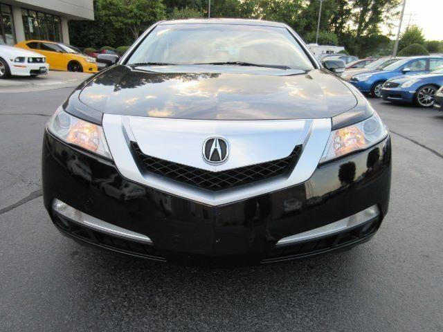 2010 Acura TL Sedan 5-Speed AT with Tech Package and 18-In. WP