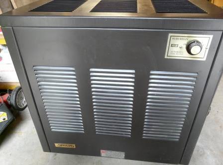 CoalChief Automatic Heater / Wood Burning Stove