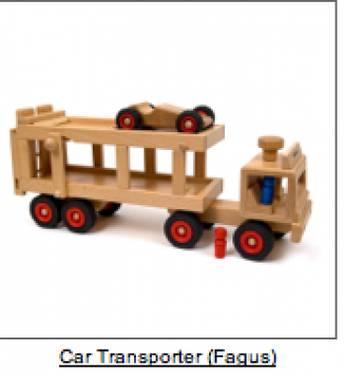 New Fagus Wood Truck