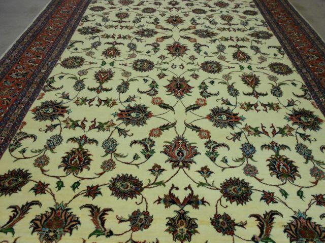 Northwest Tekab ( Bidjar ) Persian Carpet ~ Wool & Silk ~ # 2812-09566