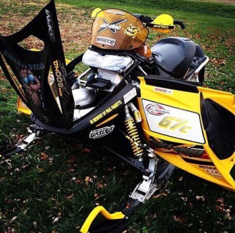 2005 Ski-Doo Mx Z X snowmobile, Trade