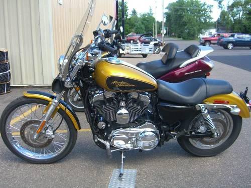 2008 Harley Davidson XL1200 Custom