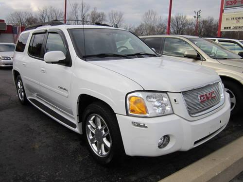 2006 gmc envoy xl suv denali for sale in darbydale ohio. Black Bedroom Furniture Sets. Home Design Ideas
