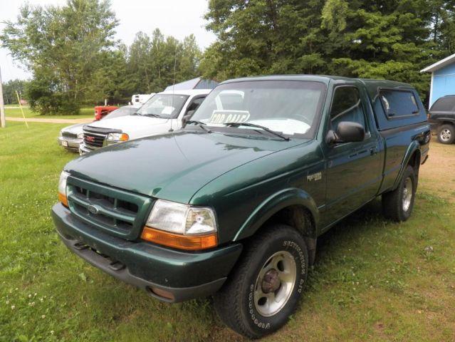 2000 Ford Ranger 4x4, XLT, 111K miles