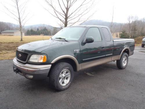 2003 FORD F-150 Truck 4 Dr XLT 4WD Extended Cab LB