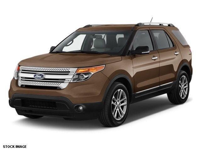 2015 Ford Explorer XLT Brown