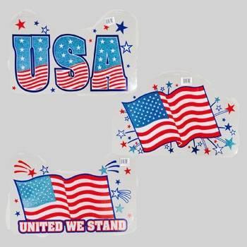 American Flag Mini Plastic 6Pk Your Price: $2.75 MSRP: $3.21