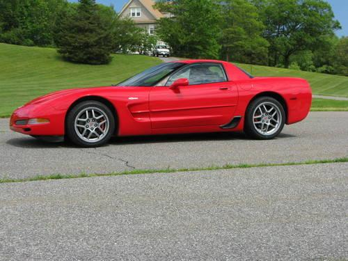 2003 Chevrolet Corvette Z06......MINT condition